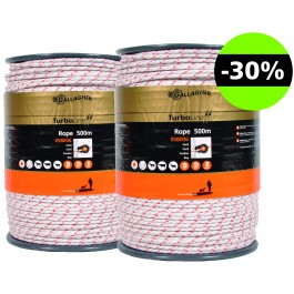 gallagher duopack turboline cord 2x500mtr