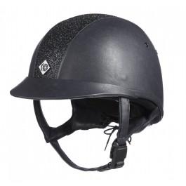 Charles Owen helm eLumen8 Leather sparkle