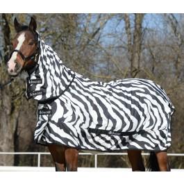 Bucas eczeemdeken sweet-itch zebra