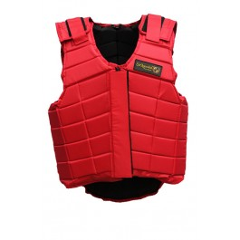 sir lancelot bodyprotector rood