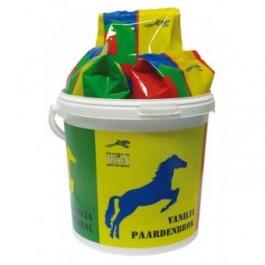 vanilia paardensnoep mix emmer 3kg