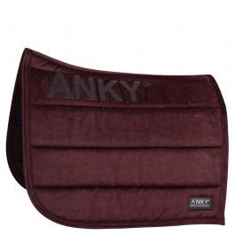 Anky zadelpad Velvet Limited Edition dressuur XB17007