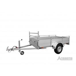 Anssems aanhangwagen BSX 750 251x130cm
