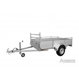 Anssems aanhangwagen BSX 750 205x120cm