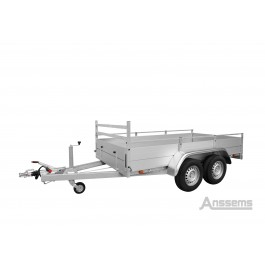 Anssems Aanhangwagen BSX 2500 301x150 cm