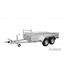 Anssems aanhangwagen BSX 2500 251x130cm