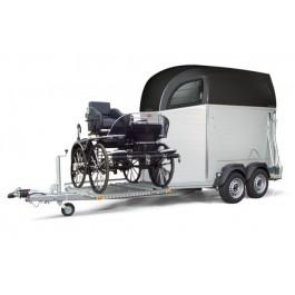 Böckmann trailer Champion koets