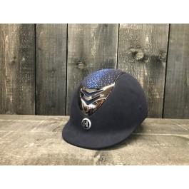 OneK Helmet Defender Elegance Chamude Sparkle chrome