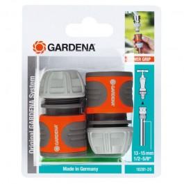"""Gardena slangstuk 13mm 1/2"""", set van 2 stuks"""