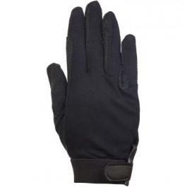 ir handschoen katoen met nopjes