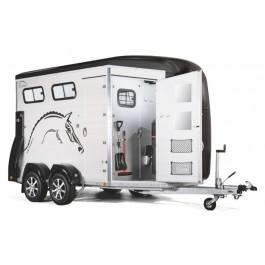 Böckmann trailer Portax L SR speciale uitvoering