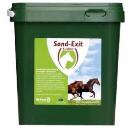 excellent sand exit muesli