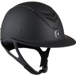 OneK helmet Avance Wide Brim Swarovski zwart