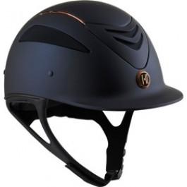OneK helmet Defender Pro Rosegold piping