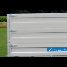 TwinTrailer opzetborden Alumate 500 2x50cm hoog, voor zijkant