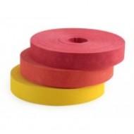 steel markeringsband geel 20mtr