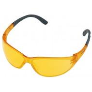 Stihl veiligheidsbril Contrast geel