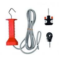gallagher doorgangsset cord gate elastisch