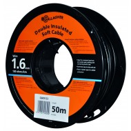 gallagher grondkabel 1.6mm 50m pe