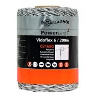 gallagher vidoflex 6 200mtr
