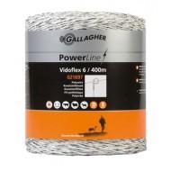 gallagher vidoflex 6 400mtr