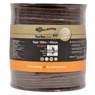 gallagher turbostar lint 40mm terra 100mtr