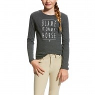 Ariat shirt Excuses Tee girls