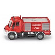 Siku Unimog brandweer 1:87