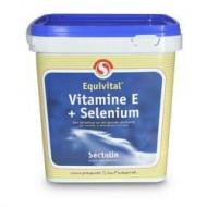 Equivital vitamine E+ selenium 3kg