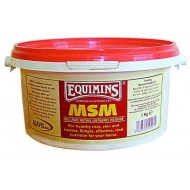 equimins msm pure 1kg