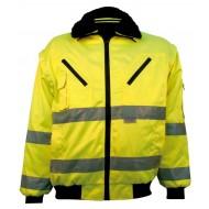 m-wear jas 0977 piloot fl geel