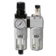 contimac drukregelaar met waterafscheider
