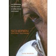 Boek Scheren zonder schade, Jarno Hendrikx