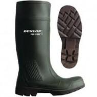 Dunlop veiligheidslaars S5 Purofort knielaars groen