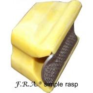 F.R.A. simple rasp fijn