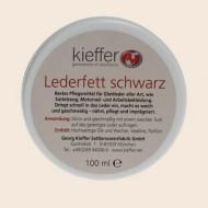 kieffer ledervet zwart