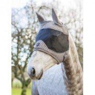 Le Mieux Fly Mask Gladiator half with Ears