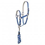 Anky halster en touw
