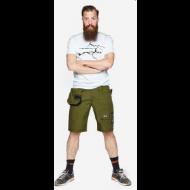 Herock t-shirt Burst met korte mouwen