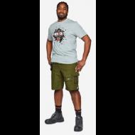 Herock t-shirt Dirt met korte mouwen