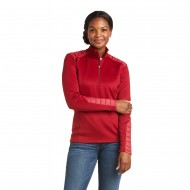 Ariat sweatshirt Ismay 1/2 zip