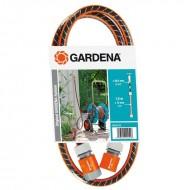 """Gardena aansluitstuk Comfort Flex 13mm 1/2 """", 1.5 meter"""