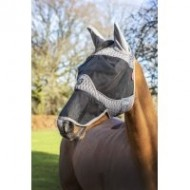 Le Mieux Fly Mask Gladiator full nose and ears