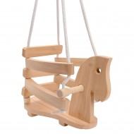 Paardenschommel hout