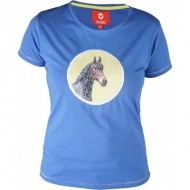 Red Horse T-shirt Caliber kids