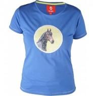Red Horse T-shirt Caliber kids