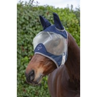 Le Mieux Armour Shield vliegenmasker-half met oren