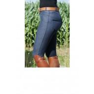 ruitergilde rijbroek jeans kids