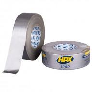 HXP Pantsertape 50mm x 25 meter, grijs