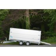TwinTrailer kipper Alumate TT35-40, 2300 kg, 402x192cm